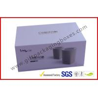 Wholesale Blue Tooth Speaker Magnetic Rigid Gift Boxes White And Blue Custom Packaging Boxes from china suppliers