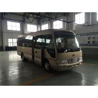 China Sunroof 145HP Power Star Minibus 30 Passenger Mini Bus With Sliding Side Window wholesale