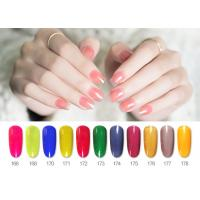 Wholesale Professional Fashion New Design Transparent Color Smooth Nature Varnish Glaze Gel Nail Polish from china suppliers