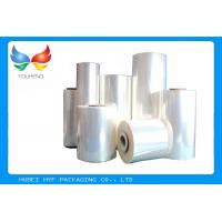 Food Packaging OPS Shrink Film Rolls Fine Luster Easy Wrapping , Thickness 40 Mic - 50 Mic