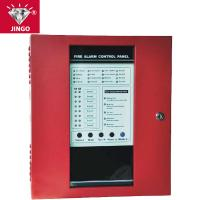 China Conventional fire alarm 24V 2 wire systems controll panel 8 zones wholesale