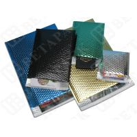 High Gloss Recycled Metallic Bubble Mailer 6 x 10 Bubble Mailers