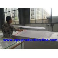 China Light Weight Good Tenacity PVC Foam Sheet For Partition Wall / Shop Windows Decoration wholesale