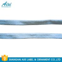Wholesale Customized Webbing Polyester Woven Tape Flat For Garment / Bags from china suppliers