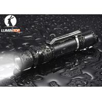 USB Rechargeable Everyday Carry Flashlight 15 Days Run Lumintop EDC25