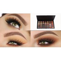 Private Labelling Makeup 35 Colors Eyeshadow Palette , Same Quality As Morphe Eyeshadow