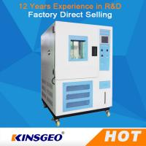 China Customized Temperature Humidity Test Chamber Moisture Corrosion 225L wholesale