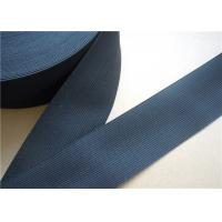 Wholesale Flat Elastic Polypropylene Webbing Straps / 50Mm Webbing Straps For Bags from china suppliers