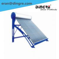 Wholesale Solar water heater price solar water heater manufacturer China A4 from china suppliers