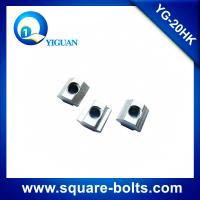 Wholesale 20HK roll-in T slot sliding nut from china suppliers