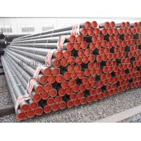 China Cold Drawn Seamless Alloy Steel Tube ASTM A21 , Beveled Boiler Steel Tubes 0.8 mm - 15 mm Thick wholesale