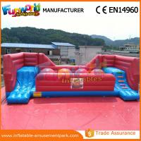 China Commercial Grade Inflatable Obstacle Course Inflatable Big Baller Games for Kids wholesale
