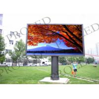 Advertising Commercial Led Screens , Outdoor Digital Signage Displays