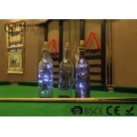 Wholesale Fashionable Wine Bottle Led Lights , Wine Bottle Lights Battery Operated from china suppliers