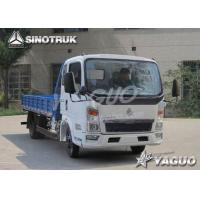 Wholesale HOWO 4x2 ENGINE POWER 116HP, 3.5CBM, LOAD 5TON LIGHT CARGO from china suppliers