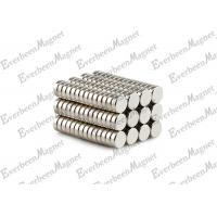 """Wholesale Disc Shape Axially Magnetized Permanent Magnet Dia3/8"""" * 3mm Thick For Electric Products from china suppliers"""