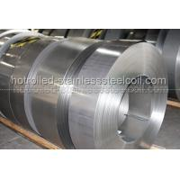 Quality 0.14mm - 3.0mm Cold Rolled Thin Stainless Steel Strips with 2B finished for sale
