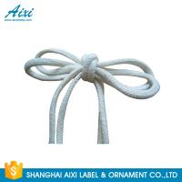 Wholesale 100% Cotton Webbing Straps Printed Flat Cotton Elastic Cord Shoelace from china suppliers