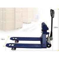 1Ton - 3Ton Forklift Lift Truck Scales Hydraulic Hand Pallet Scale With Display