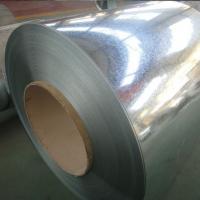 Wholesale SGCD2 Hot Dip Galvanized Steel Coil , Construction / Base Metal Used from china suppliers