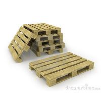Wholesale warehouse wooden euro pallet pallet rack with good quality and competitive price from china suppliers