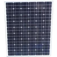Wholesale 12v 130w monocrystalline silicon solar panel from china suppliers