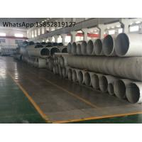 Quality TP316 / TP316L SS Tubing Dual Steel Grade Welded Stainless Steel Pipe Strong Corrosion for sale