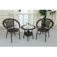 China Outdoor  Coffee table set  Rattan Material wholesale