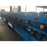 China 0.3-0.8mm Double Layer Roll Forming Machine for Wave Roof Panel Pre - Cutting wholesale