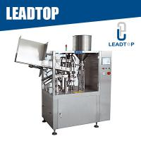 Daily Cosmetics Tube Filling Machine Intelligent Temperature Control And Cooling System