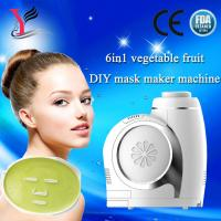 Automatically 6 in 1 Multifunction Natural Vegetable Collagen DIY Fruit Mask Machine