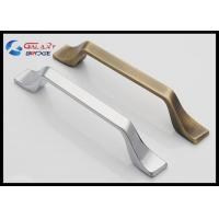 Wholesale Modern Kitchen Cabinet Handles And Knobs American Stylish Square Zinc Drawer Knobs from china suppliers