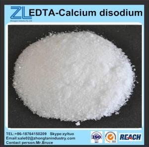 China calcium disodium edta powder