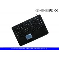 China Medical Standard IP68 Waterproof Keyboard with Optical Touchpad , Hospital Use wholesale