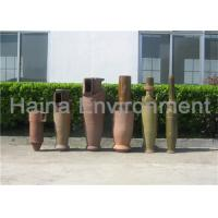 Wholesale Cyclone Dust Separator for Rotary Kiln / Biomass 80-90% Efficiency from china suppliers