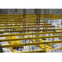 Wholesale Flex - H20 Slab Formwork Systems , Solid Floor Prop Formwork For Concrete Slab from china suppliers