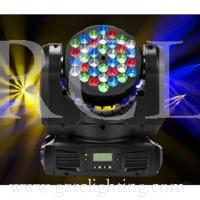 Wholesale DMX512 3W LED Moving Head Beam Light Four Colors DJ Stage Beam Light LED stage lights from china suppliers