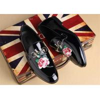 Wholesale Handmade Comfortable Leather Loafer Shoes For Mens Moccasins Normal Toe from china suppliers
