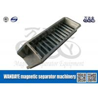 Stainless Steel Magnetic Separation Equipment With Groove Iron Remover