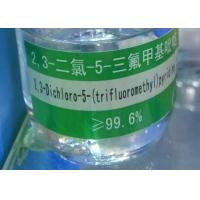 Wholesale DCTF Intermediate 2 3-Dichloro-5-Trifluoromethyl Pyridine 99.6% High Assay 6000MT from china suppliers