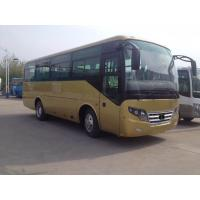 China Big Passenger Coach Bus Durable Red Star Travel Buses With 33 Seats Capacity wholesale