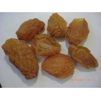 dried pear with skin