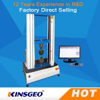 Wholesale High Accuracy Tensile Strength Testing Machine OEM / ODM Available from china suppliers