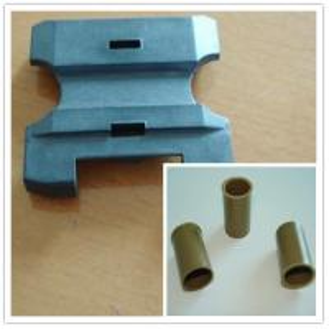 Carbon Fiber SliderTextile Machinery Spare Parts Black Endotheca Sliding Pad