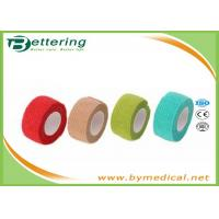 Wholesale Non Woven Elastic Self Adhesive Bandages for finger wrap, cohesive bandage from china suppliers