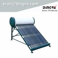 China Solar water heater price solar water heater factory China C2 wholesale