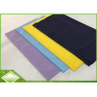 50gsm TNT Non Woven Tablecloth 1.2m x 1.2m , Colorful PP Spunbond Nonwoven Fabric