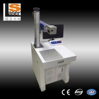 Wholesale Fiber Laser Marking Machine 20w Stainless Steel Flange Engraving Date Number Marking from china suppliers