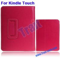 Wholesale Lichee Pattern Leather Case for Amazon Kindle Touch 5 from china suppliers