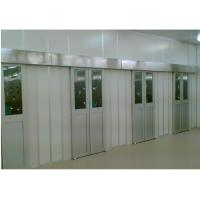 Wholesale 380v 50HZ 3P Cleanroom Air Shower For Cargo / Class 100 Clean Room from china suppliers
